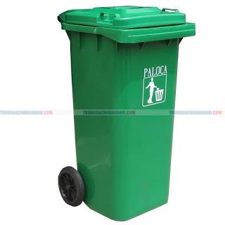 Phân biệt thùng rác nhựa HDPE và thùng rác Composite